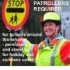 School Crossing Patrollers – please click below